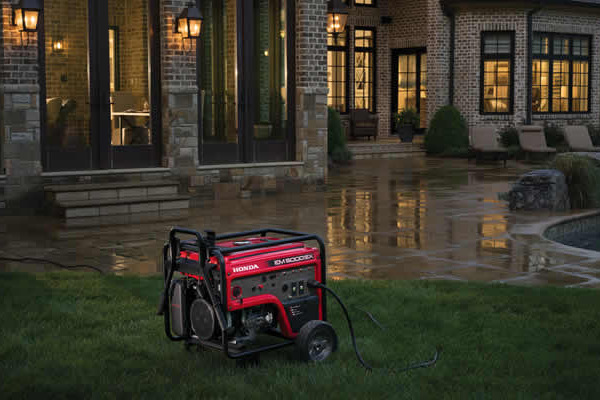 Honda | Generators | For HOME for sale at Powerland Equipment Inc.