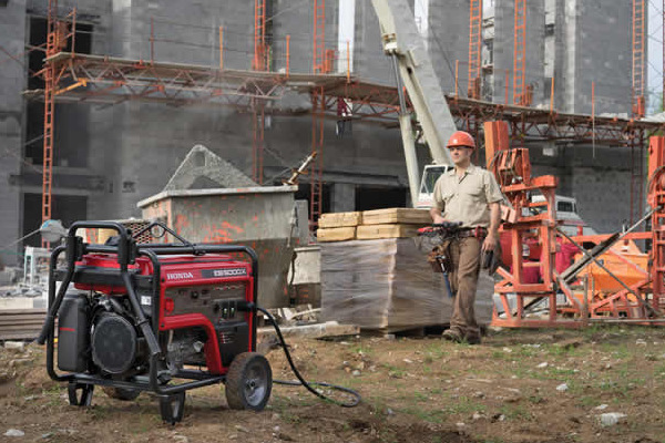 Honda | Generators | For WORK for sale at Powerland Equipment Inc.