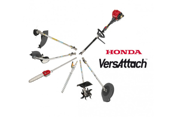 Honda | Trimmers | VersAttach System for sale at Powerland Equipment Inc.