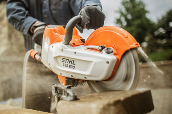 Stihl | Cut-off Machines | Battery Cut-Off Machines for sale at Powerland Equipment Inc.