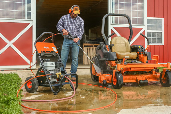 Stihl | Pressure Washers | Homeowner Pressure Washers for sale at Powerland Equipment Inc.