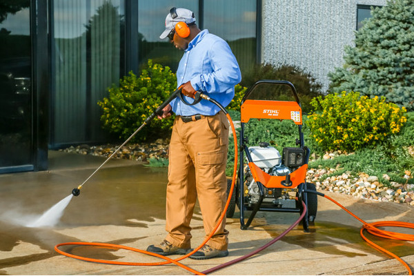 Stihl | Pressure Washers | Professional Pressure Washers for sale at Powerland Equipment Inc.